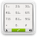 exDialer NXT 2 Light theme Icon
