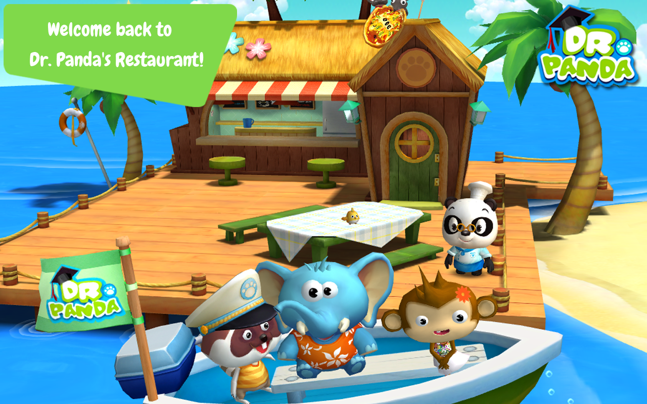Dr. Panda's Restaurant 2 - screenshot