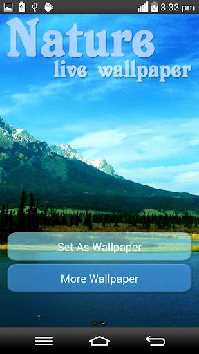 Nature Live Wallpaper