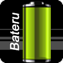 Bateru – Battery Info logo