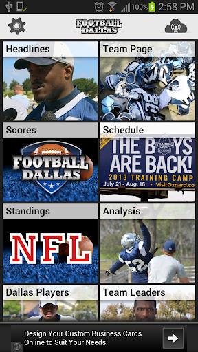 Football Dallas - Cowboys News