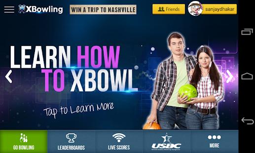 XBowling - screenshot thumbnail