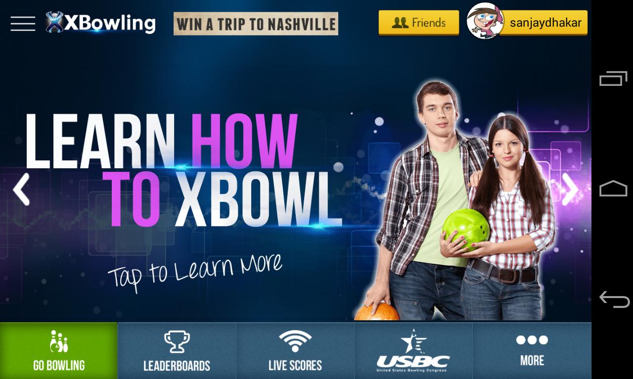 XBowling - screenshot