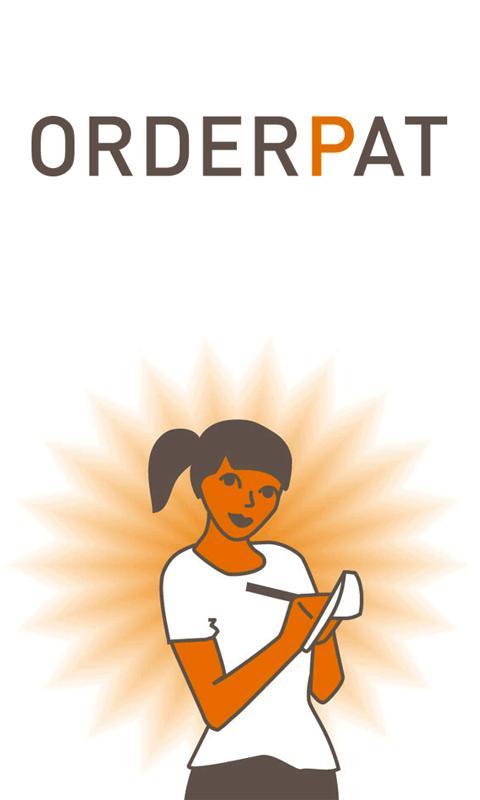 OrderPat- screenshot
