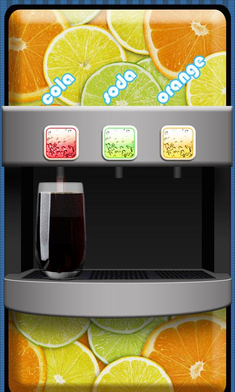 Cola Soda Maker-Cooking games- screenshot