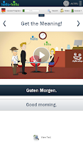 Screenshot of Learn German Hello-Hello