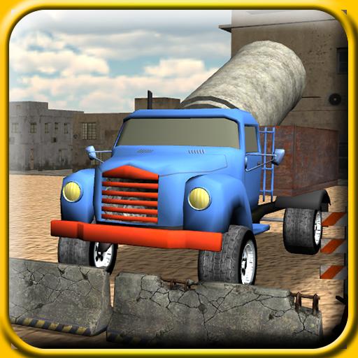Trucker 1 LOGO-APP點子