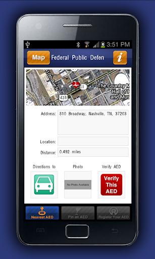 【免費醫療App】AED Registry-APP點子