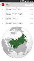 Screenshot of Banknotes USSR-Russia