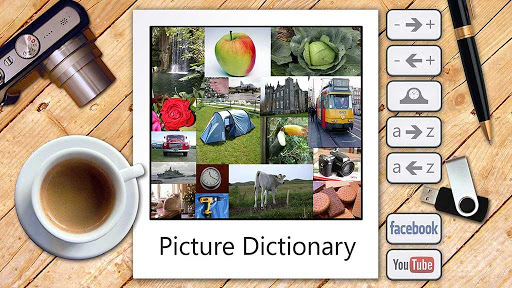 Picture Dictionary Tamil