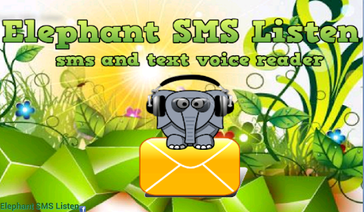 Elephant SMS Listen- screenshot thumbnail