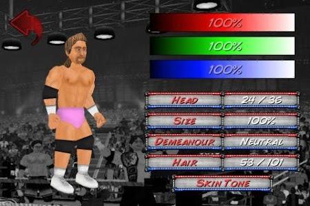 Wrestling Revolution v1.750