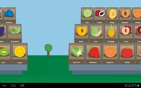 PickMe Fruits screenshot 4