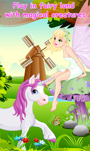 Princess Fairy Salon