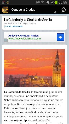 【免費旅遊App】Guía Viaje Sevilla - Cityoos-APP點子