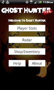 Ghost Hunter- screenshot thumbnail