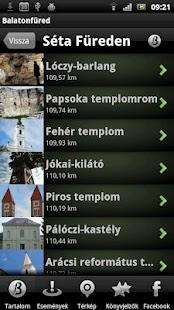Balatonfüred- screenshot thumbnail