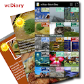 vcDiary - Secure Diary icon