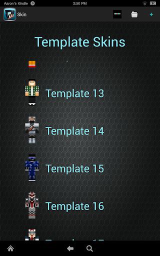 【免費娛樂App】Skin Maker for Minecraft-APP點子