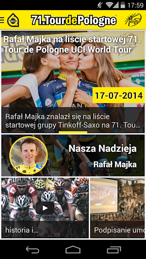 71. Tour de Pologne OFFICIAL