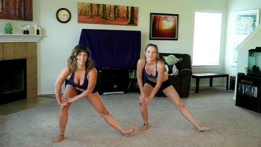 Fun Dance Exercise Workout