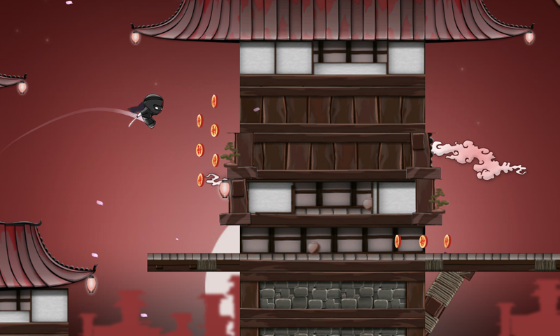 Ultimate Ninja Run Game - screenshot