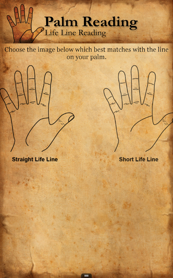 Palm Reading Free - screenshot