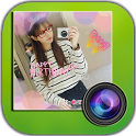 Edit Photo with Square frame icon