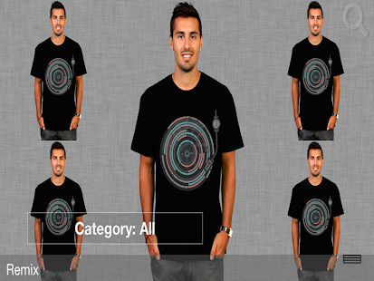 Cool T-Shirt Store App - screenshot thumbnail