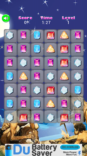Ice Diamonds - Stone Age Fight