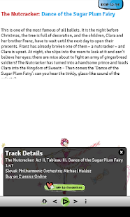Little Tchaikovsky App - screenshot thumbnail