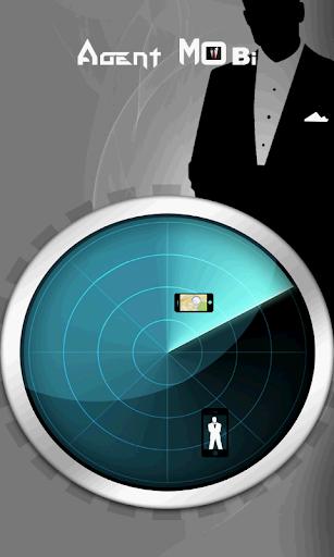 Agent Mobi -A tracking Machine