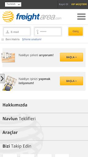 Nakliyem Kolay - FreightAreaTR