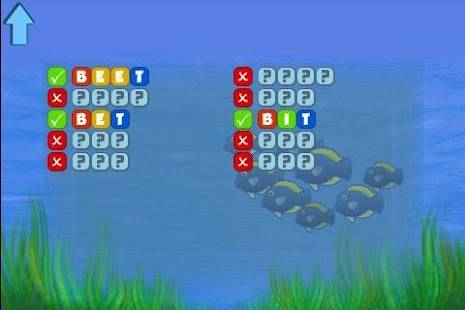 Scrambled Words Game! - screenshot thumbnail