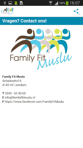 Family Fit Muslu