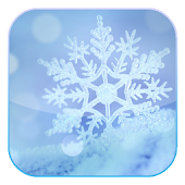 iOS7 Snowflakes Live Wallpaper