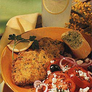 Cornmeal-Crusted Chicken Breasts
