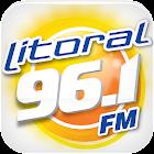 Rádio Litoral 96.1 FM icon