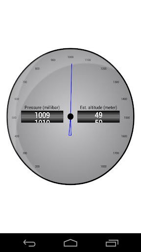 Barometer and Altimeter Pro