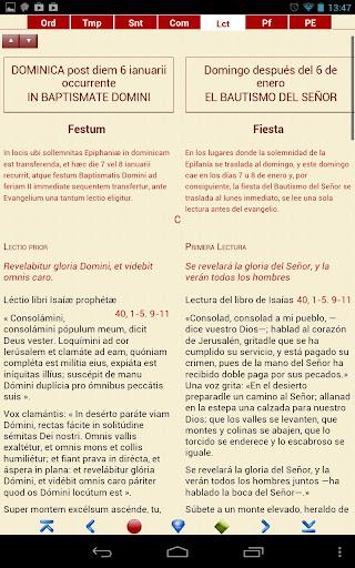 Missale Romanum screenshot