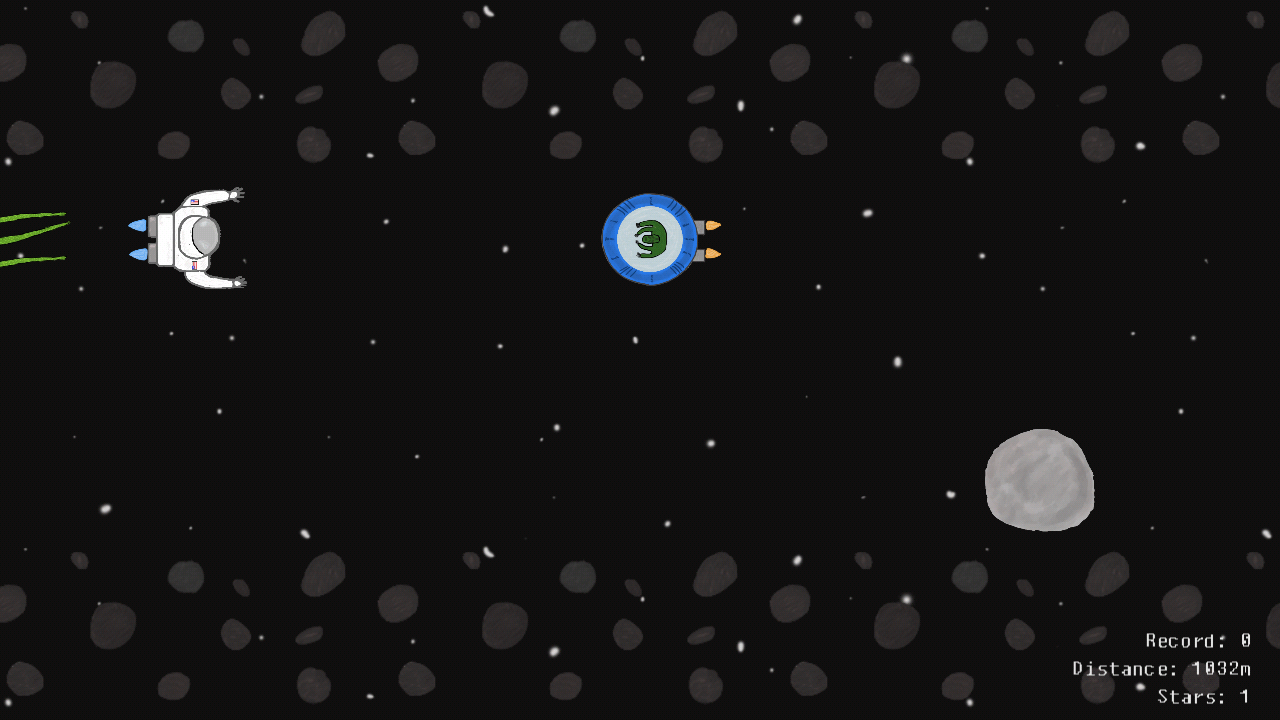 SpaceSprint - Free Arcade Game- screenshot