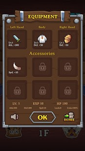 2 Dungeon Quest App screenshot