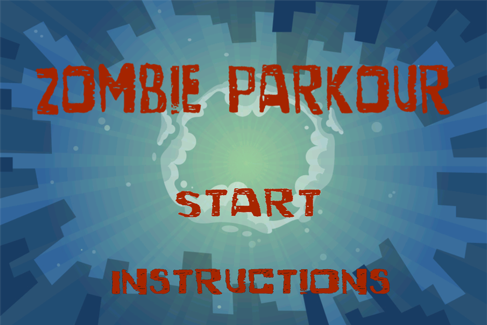 Zombie Parkour - screenshot