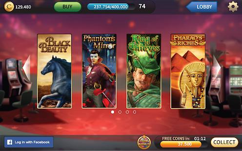 Golden Empire Casino - Slots