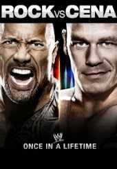 WWE Rock vs. Cena Once In A Lifetime