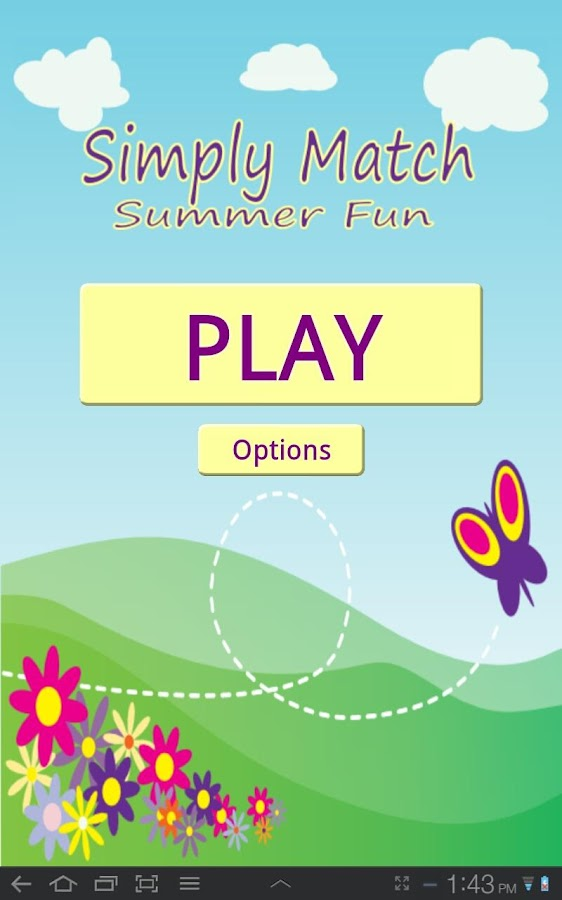 Simply Match Summer Fun - screenshot