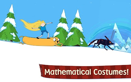 Ski Safari: Adventure Time Screenshot 4