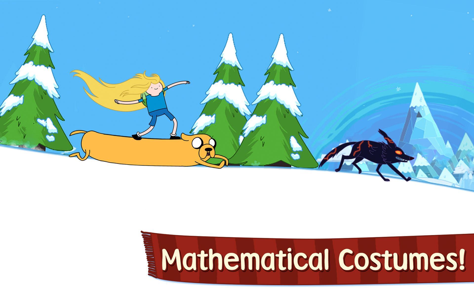 Ski Safari: Adventure Time screenshot #9