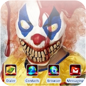 Blue-eyed Clown [SQTheme] ADW