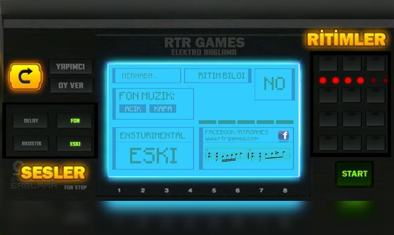 R-Elektro Bağlama- screenshot